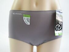 Jockey Next Generation No Panty Line Full Brief Underwear Size 12 16 18 Black 10