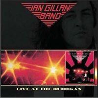 NEW Live At The Budokan - Gillan (Audio CD)