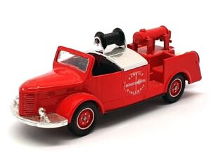 Solido 1/50 Scale Diecast 2100 - Hotchkiss Fire Engine Truck - Red