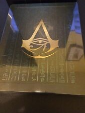 Assassins Creed Origins Limited Collector's Steelbook (NO GAME)