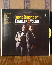 More & More of Tony Sandler & Ralph Young LP Capitol EX