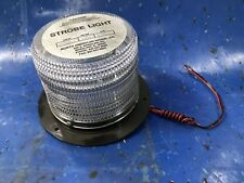 Strobe Light 12/24 Voltage NA Signal Company ST625SB-C