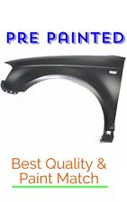 New PRE PAINTED Driver LH Fender for 2006-2008 Audi A3 w FREE Touchup