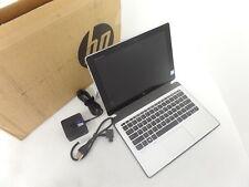"""HP Elite x2 1012 G1 12"""" FHD Core M3-6Y30 4GB128GB SSD W10P V5J72UT Tablet Kbrd O"""