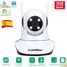 FLOUREON 1080P HD IP Camera WIFI Wireless Baby Monitor IR Cámara de Vigilancia