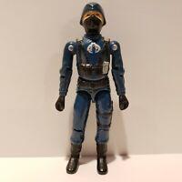 G.I. Joe ARAH 1982 COBRA OFFICER Straight Arm Action Figure SUPER NICE+++!!!