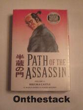 MANGA: Path of the Assassin Vol. 11 by Kazuo Koike & Goseki Kojima. Sealed!