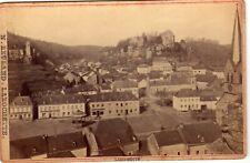 Panorama von La Rochette photographer N. Reuland, Cabinet  cdv  ALBUMEN 1880