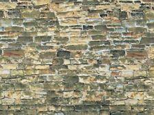 Vollmer 46043 H0 Wall Panel Natural Stone 25x12, 5cm 1 QM =