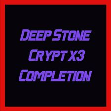 Deep Stone Crypt FULL x3 PC