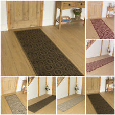 runrug Carpet Runner Rug - Kitchen Hallway - Non Slip Long Wide Runners - Bloom