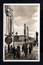 8725-GERMAN EMPIRE-Third REICH.Postcard OLYMPIC GAMES.1936.WWII.DEUTSCHES REICH