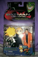 Batman Beyond Return of Joker Rapid Switch Bruce Wayne Action Figure MIP 2000