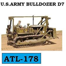 Friulmodel Metal Tracks for 1/35 US Bulldozer D7
