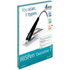 IRIS 457887 IRISPen Executive 7 Pen Scanner