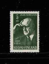 FINLANDIA/FINLAND 1945 MNH SC.249 MI.319 Jean Sibelius **