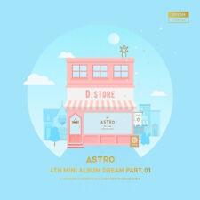 ASTRO  DREAM PART.01 (4TH MINI ALBUM)CD+PHOTOCARD [DAY VER.]