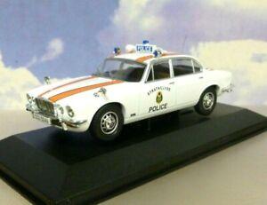 VANGUARDS 1/43 1974 JAGUAR XJ6 SERIES 2 4.2 LITRE STRATHCLYDE POLICE VA13905