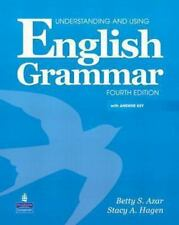 Understanding and Using English Grammar (with Answer Key and Audio CDs) (4th Ed