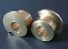 Porsche 911, 912, 914, 356 Brass Shift Coupler Bushing Set (Pair)
