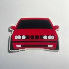 BMW e34 5 series vinyl die cut sticker car decal 520i 525i 528i 530i 535i 540i