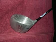 "Long Tom 9*,108/500 Limited-Edition Prototype Raw Driver,48"" BLACKBIRD Stiff-NEW"