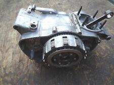1974 HARLEY DAVIDSON SX175 BOTTOM END TRANSMISSION CRANKSHAFT CLUTCH ENGINE CASE
