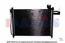 Kondensator, Klimakühler, Klimaanlage Mazda 323 F VI (BJ) & S VI (BJ) 2.0 TD