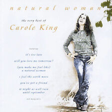CAROLE KING - NATURAL WOMAN: THE VERY BEST OF CAROLE KING NEW CD