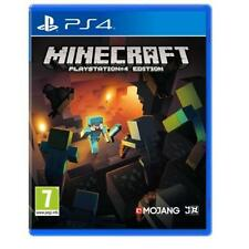 Minecraft Juego Para Sony Playstation 4 PS4 Nuevo y Sellado PAL