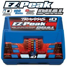 Traxxas 8amp EZ-Peak Plus 100W Dual Battery Charger 5-8 Cell NiMH & 2S-3S LiPo
