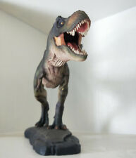 T Rex 2018 Tyrannosaurus Model Statue Dinosaur Figure Base Collector Decor Toy