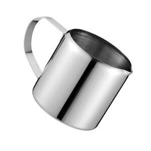 Coffee Milk Frothing Jug Cappuccino Espresso Latte Pitcher Cup Tableware 2oz
