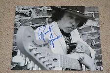 RANDY HANSEN signed autograph In Person  8x10 (20x25 cm)  JIMI HENDRIX TRIBUTE