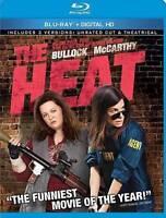 The Heat (Blu-ray Disc, 2016) Melissa Mccarthy, Sandra Bullock