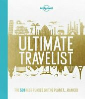 Lonely Planet's Ultimate Travelist The 500 Best Places on the P... 9781743607473