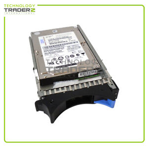 00E6166 IBM 139GB 15K SAS 2.5'' Hard Drive 74Y6473 W/ Blank Tray