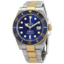 Rolex Submariner Blue Men's Watch - 126613LB