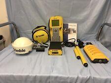 Trimble TSC1 29673-50 Controller, 33302 51 Dgps Gps Receiver, 33580-50 Antenna