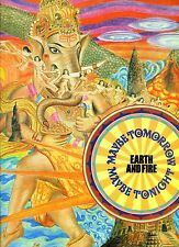 EARTH AND FIRE maybe tomorrow maybe tonight GERMAN EX LP