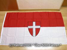 Fahnen Flagge Österreich Wien - 90 x 150 cm