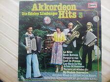 Die fidelen Limburger - Akkordeon Hits 3
