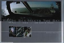 Where MAR Conoce a cielo - cvw-3 - USS HARRY S. TRUMAN - NUEVO COPIA