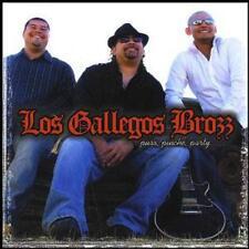 LOS GALLEGOS BROZZ  -  PURO PINCHE PARTY  -  CD, 2009
