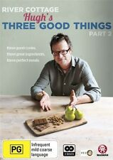 River Cottage: Hugh's Three Good Things Part 2 DVD NEW