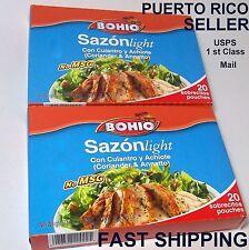 Puerto Rico SazonLight BOHIO Seasoning PowderSpice Cilantro Annato LatinCookingI