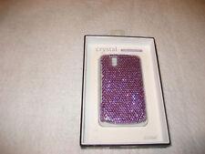 Crystal Bling Cell Cover  Blackberry Tour 9630 NIB $49 RARE Super Fun!