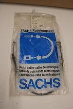 orig Sachs Seilzug Kupplung VW CADDY II POLO Seat IBIZA CORDOBA 3074003344 NEU