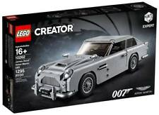Lego James Bond Aston Marton Db5 Creatore 10262 Expert Argento Auto Veicolo