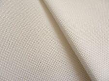 Antiguo Blanco 36 Conde Zweigart Edimburgo Lino Tejido incluso opciones de tamaño